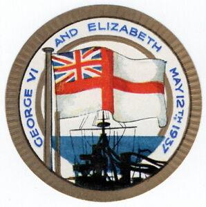 (I.B) Cinderella Collection : George VI Coronation Seal (Flagship)