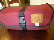 Abel Fly Fishing Reel Storage Bag Luggage Red