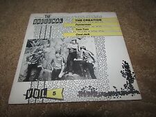 "THE CREATION 3 SONG EP 7"" 45 PIC SLEEVE PICTURE PIC MOD GARAGE ROCK"
