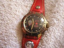 Vintage CCCP Russian Watch