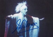 Sylvie valayre opera autógrafo signed 13x18 cm imagen