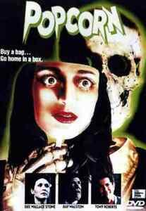 Popcorn - 1991 Horror  - Jill Schoelen, Tom Villard, Dee Wallace - DVD