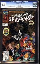 Amazing Spider-Man 33 CGC 9.0 Venom, Styx, and Stone Appearance