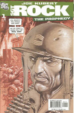Sgt. Rock: The Prophecy n° 1 à 6 – Joe Kubert - Near Mint !