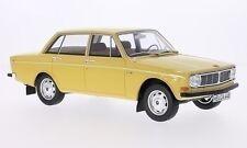 Volvo 144 jaune 1970 1:18 Bos