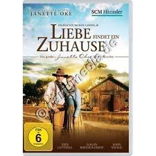 DVD: LIEBE FINDET EIN ZUHAUSE - Janette-Oke-Verfilmung - Romantik Emotionen *NEU