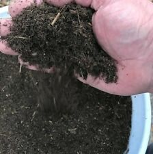 100% Horse Manure A+, Dried by sun rained leached, Shredded a perfect grow base