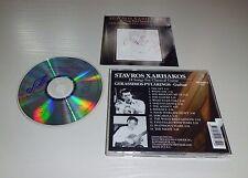 CD  Stavros Xarhakos - 14 Songs For Classical Guitar  14.Tracks  166