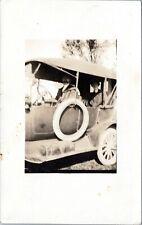 Maple Ridge Pigeon Michigan RPPC Postcard 1910 William Solomon Antique Car NZ