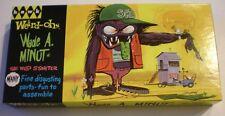 Hawk Weird-ohs Wade A. Minut The Wild Starter Plastic Model Kit #636-50 Iss 1964