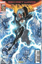 Secret Wars X-Men N°4 (Couv. 2/2) - Panini-Marvel Comics Avril 2016