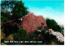 CARTOLINA CAMPANIA - SALERNO -  GIFFONI VALLE PIANA 3652 - RUDERI DEL CASTELLO