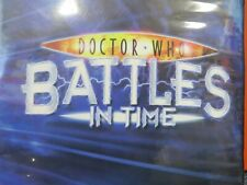 DR WHO, BATTLES IN TIME trading cards - 300+ cards including rare & super rare