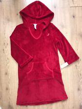 Small Nautica Sleepwear Robe Hoodie Super Soft Pullover Tunic Shirt Top ad1ca4e13