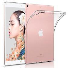 Coque Nouvel iPad 9.7 2017 Coque Transparente, New TPU Silicone Case Cove