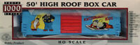 Proto 1000 Series HO Gauge The Katzenjammer Kids 50 High Roof Box Car Boxcar