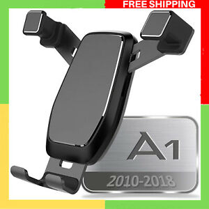 Phone Holder for Audi A1 8X, Phone Mount Cell Phone Holder Upgrade Design