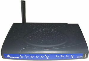 Comtrend Multi-DSL Wlan Wireless Router / Gateway CT-5372 [No Power Supply]