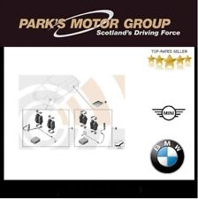 MINI Genuine Rear Brake Pads Set + Wear Sensor For R55 R56 R57 34212289154