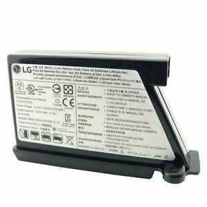 Genuine LG RoboKing Battery EAC62218202 For VR6270L,VR63409LV,VR5942L & Others