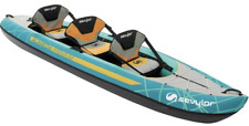 Sevylor Alameda Premium Inflatable Canoe - 2 + 1 Person