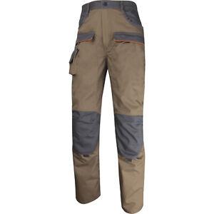 Delta Plus Panoply MCPAN Mach 2 Corporate Mens Cargo Kneepad Work Trousers Pants