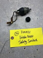Kubota B6100 Tractor Neutral Safety Switch,  Tested and works