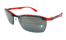 Authentic RAY-BAN Tech Carbon Fibre Sunglasses RB 8312 - 126/6G *NEW*