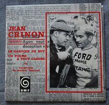 Jean Crinon, raconte le gardien de but / un forme à tout casser , SP - 45 tours