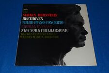 Serkin/Berstein~Beethoven Third Piano Concerto~Warren Martin~FAST SHIPPING
