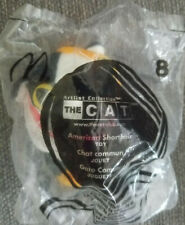 2005 The Cat McDonalds Happy Meal Plush Toy - American Shorthair #8