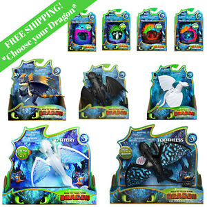 How To Train Your Dragon Hidden World Dragon Action Figures *Choose* BNIB HTTYD