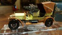 RIO Voiture miniatures au 1/43 ème en boite N°29 Mercedes simplex 1902