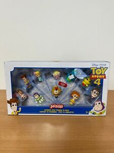 Disney Pixar Toy Story 4 Mini Figures 10-Pack Characters Age 3+ Ultimate Pack