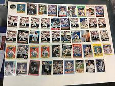 HUGE Don Mattingly lot of 49 baseball cards-Topps & many more- HOF