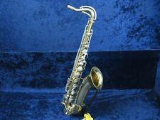 Conn Mexico Tenor Saxophone Ser#N50999 Very Good Player Could use Slight Tweak*