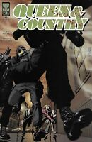 Queen And Country Comic Issue 8 Modern Age First Print 2002 Greg Rucka Dranski