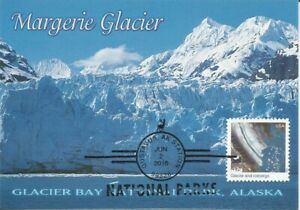 Glacier & Icebergs from Eathscapes Issue USA Maximum Card Scott #4710a
