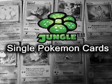 Jungle Unlimited - Single Pokemon Cards - Dutch IP