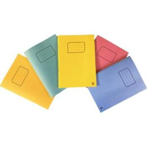 A4 Exercise Books 72 Pages School Notebooks Class Children Homework