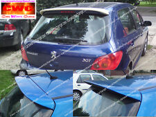 PEUGEOT 307 GTI LOOK ROOF SPOILER !!! NEW !!! NEW !!!