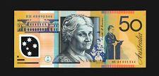 (72) Australia - 50 Dollars Polymer  Paper Money AU