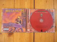 Megadeth-Peace Sells but who's buying-Remastered (724357987721) RAR!