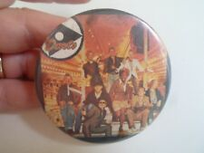 Retro Metal Pin Badge DARTS - Pop Group 1970's - 1980's           §BD1