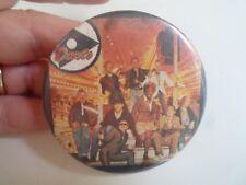 Retro Metal Pin Badge DARTS - Pop Group 1970's - 1980's           §BD1