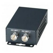 1 Input 2 Output HD-SDI Long Range repeater Amplifier HD signal distance 650FT