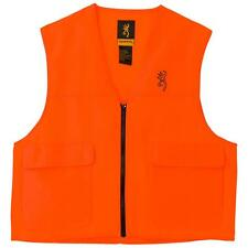 Browning Safety Vest Blaze Orange 2X-Large