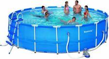 """Bestway Steel Pro Max 18' x 48""""/5.49m x 1.22m Pool Set"""