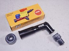 Honda Kawasaki Suzuki New NGK 102° Spark Plug Resistor Cap Cover 20-1519