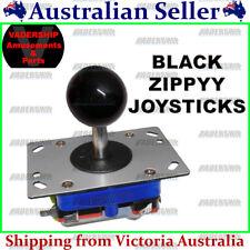 ZIPPYY Joystick – 2-4-8 WAY (Short Stick) (BLACK) ARCADE or MAME